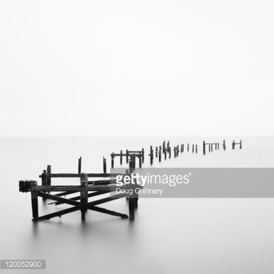 GettyImagesGallery Swanage Pier Old by Doug Chinnery Photographic Print