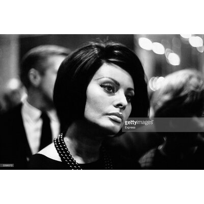 GettyImagesGallery Sophia Loren by Express Photographic Print
