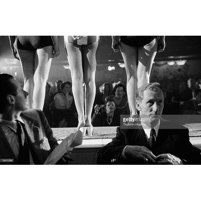 GettyImagesGallery Beautiful Legs by Thurston Hopkins Photographic Print