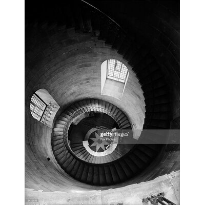 GettyImagesGallery Spiral Staircase byFox Photos Photographic Print