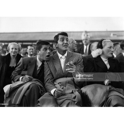 GettyImagesGallery Dino And Jerry by Topical Press Agency Photographic Print