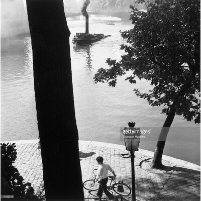 GettyImagesGallery Seine Scenery by Thurston Hopkins Photographic Print