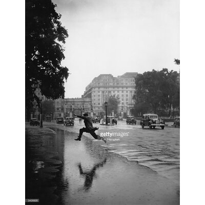 GettyImagesGallery Flooded Road by J. A. Hampton Photographic Print