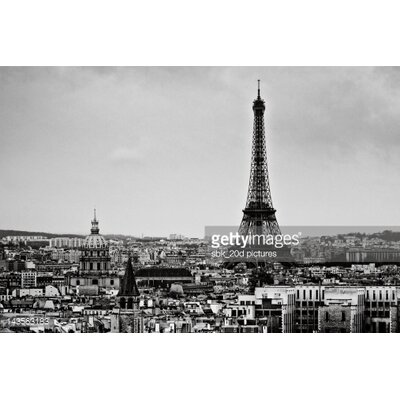 GettyImagesGallery Eiffel Tower, Paris by sbk_20d pictures Photographic Print