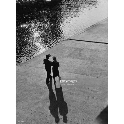 GettyImagesGallery Shadowy Stroll by Thurston Hopkins Photographic Print
