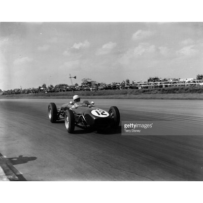 GettyImagesGallery John Surtees by Terry Disney Photographic Print