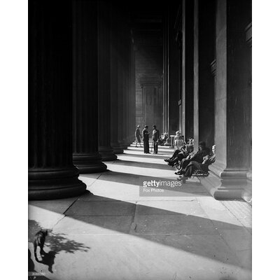 GettyImagesGallery Light and Dark by Fox Photos Photographic Print