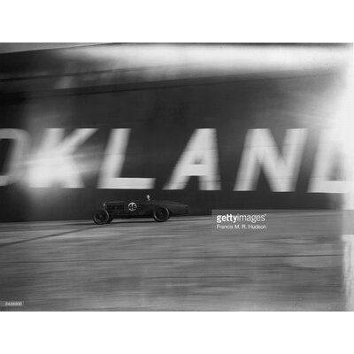 GettyImagesGallery Bentley Finishes by Francis M. R. Hudson Photographic Print