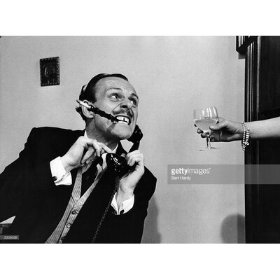 GettyImagesGallery Terry Thomas by Terry Thomas Photographic Print