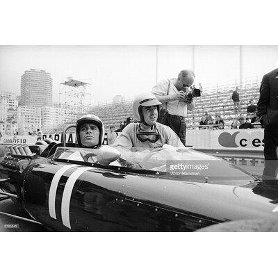 GettyImagesGallery Garner Grand Prix by Victor Blackman Photographic Print