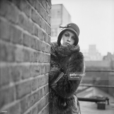 GettyImagesGallery Old Fashioned Model by Terry Fincher Photographic Print