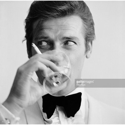 GettyImagesGallery Shaken Not Stirred by Peter Ruck Photographic Print