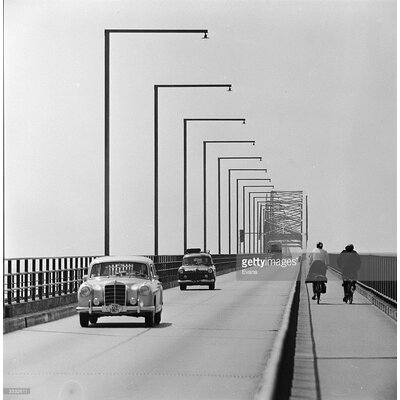 GettyImagesGallery Danish Bridge by Evans Photographic Print