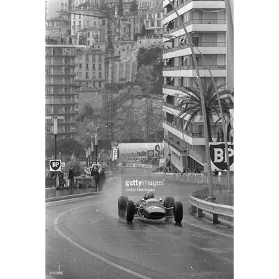 GettyImagesGallery Monaco Race by Victor Blackman Photographic Print