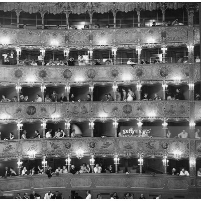 GettyImagesGallery La Fenice by Erich Auerbach Photographic Print