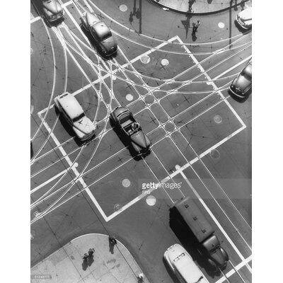 GettyImagesGallery Intersection by FPG Photographic Print