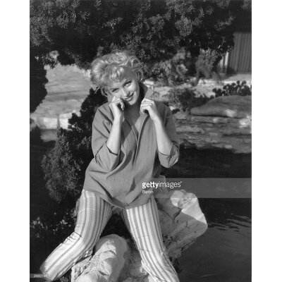 GettyImagesGallery Marilyn Monroe by Baron Photographic Print