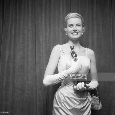 GettyImagesGallery Grace Kelly by Michael Ochs Archives Photographic Print