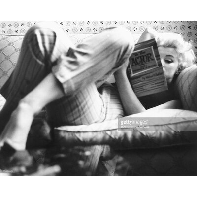 GettyImagesGallery Marilyn Candid Momen by Michael Ochs Archives Photographic Print