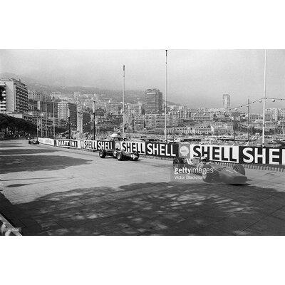 GettyImagesGallery Surtees Leads Stewart John Surtees by Victor Blackman Photographic Print
