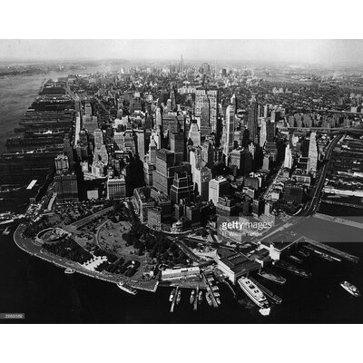 GettyImagesGallery New York by H. William Tetlow Photographic Print