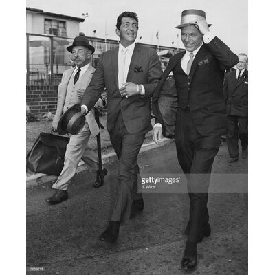 GettyImagesGallery Martin And Sinatra by J. Wilds Photographic Print