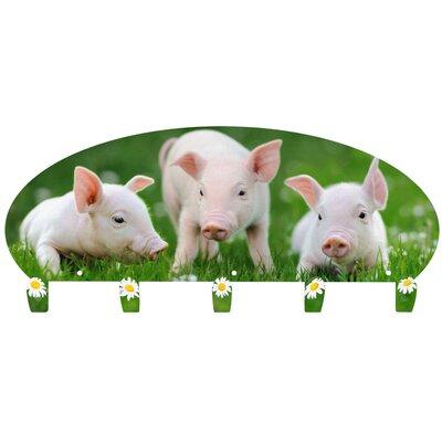 Wulff Pig Coat Rack