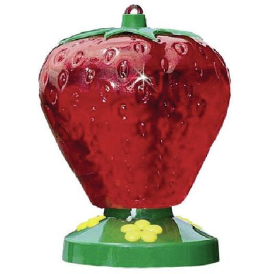 Perky Pet Strawberry Shaped Hummingbird Feeder