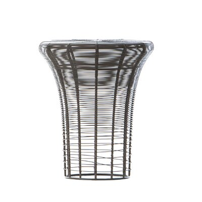 Aram High Accent Stool Color: Anthracite
