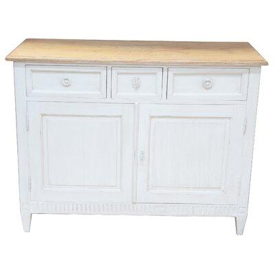MiaCasa - Dress up your Home Skiros 2 Door 3 Drawer Sideboard