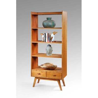 MiaCasa - Dress up your Home Passion for Retro Tall 180cm Standard Bookcase