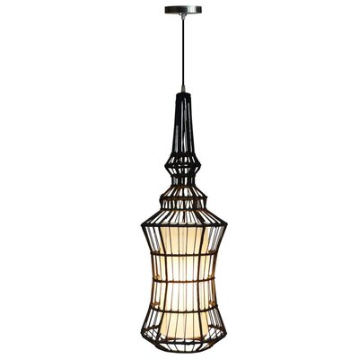 MiaCasa - Dress up your Home Zinsky 1 Light Mini Pendant