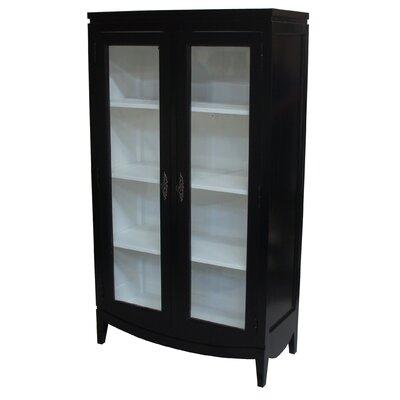MiaCasa - Dress up your Home Skiros 2 Door Display Cabinet