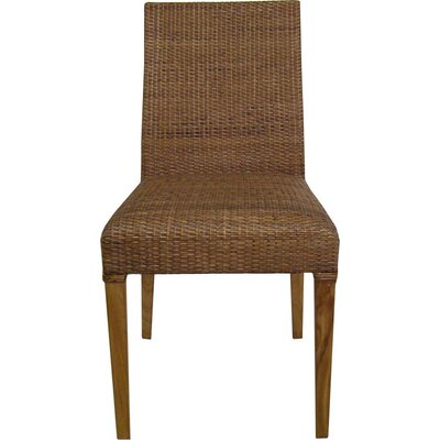 MiaCasa - Dress up your Home Mocca Side Chair