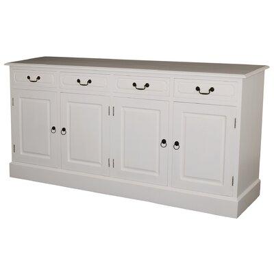MiaCasa - Dress up your Home Caher 4 Door 4 Drawer Sideboard