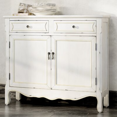 Follett 2 Drawer Accent Cabinet