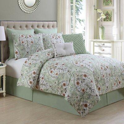 Enora 8 Piece Comforter Set by Lark Manor