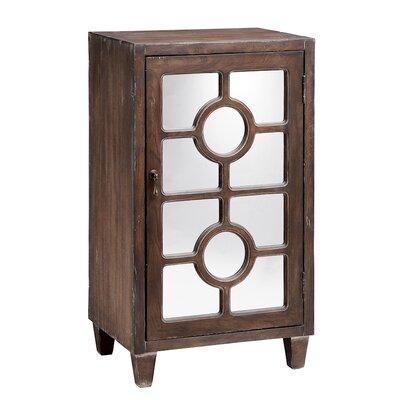 Florrie 1 Door Accent Cabinet