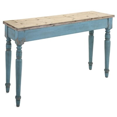 Alec Wooden Console Table