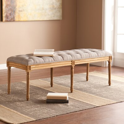 Ambre Wood Bench