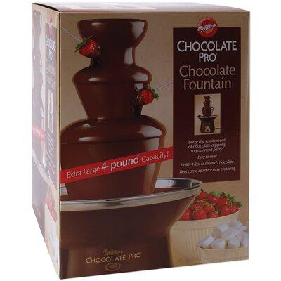 Pro 3 Tier Chocolate Fountain