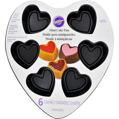 Non-Stick Heart Cake Pan