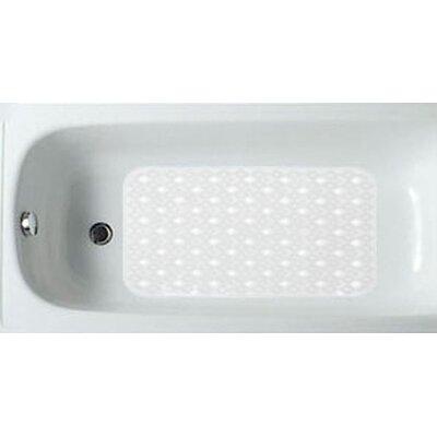 Bath Tub Mat Color: Clear