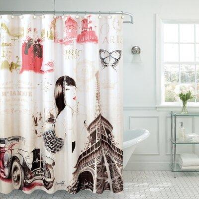 Fancy Madelynn Shower Curtain