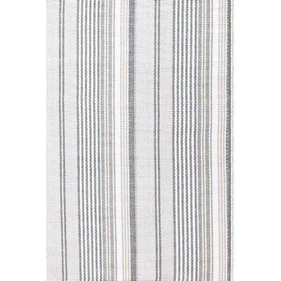 Dash & Albert Europe Gradation Ticking Hand-Loomed Rug