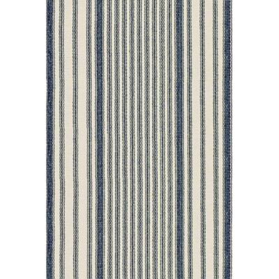 Dash & Albert Europe Mattress Ticking Hand-Loomed Rug