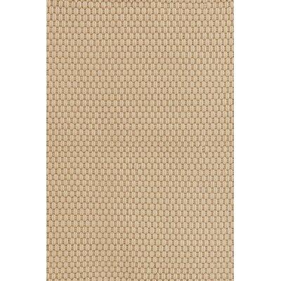 Dash & Albert Europe Rope Hand-Woven Brown Indoor/Outdoor Area Rug