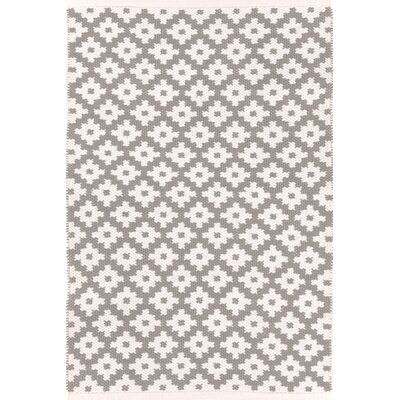 Dash & Albert Europe Samode Ivory Indoor/Outdoor Area Rug