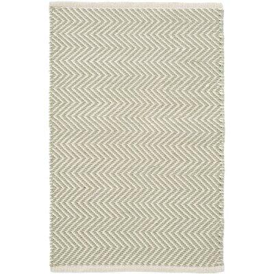 Dash & Albert Europe Arlington Hand-Woven Grey Indoor/Outdoor Area Rug