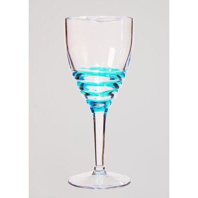 Plastic 12 oz. All Purpose Glass Color: Blue
